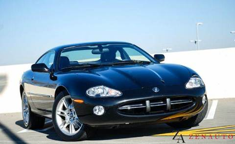 2001 Jaguar XK-Series for sale at Zen Auto Sales in Sacramento CA