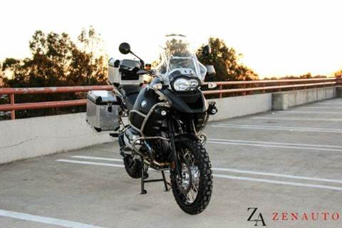 2012 BMW RS 1200  for sale at Zen Auto Sales in Sacramento CA