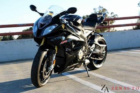 2012 BMW S1000 RR  for sale at Zen Auto Sales in Sacramento CA