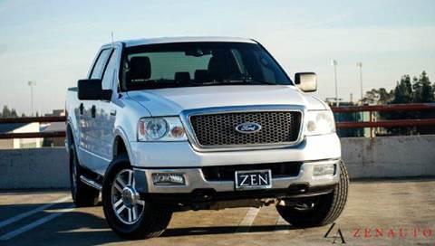2005 Ford F-150 for sale at Zen Auto Sales in Sacramento CA