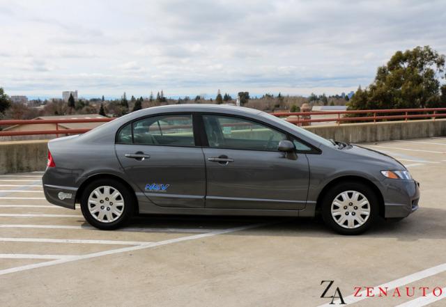 2011 honda civic gx cng ngv navigation carpool in for Honda civic gx