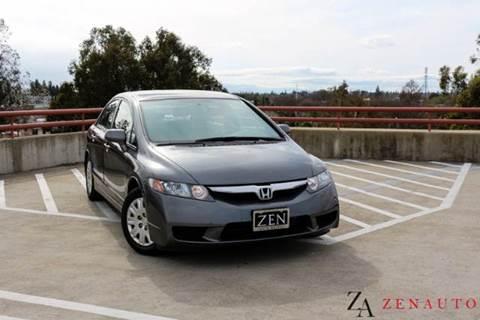 2011 Honda Civic for sale at Zen Auto Sales in Sacramento CA