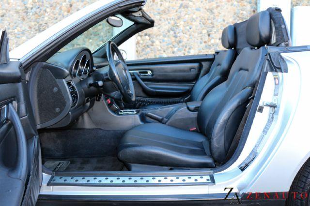 2000 Mercedes-Benz Slk-Class SLK230 Kompressor Supercharged