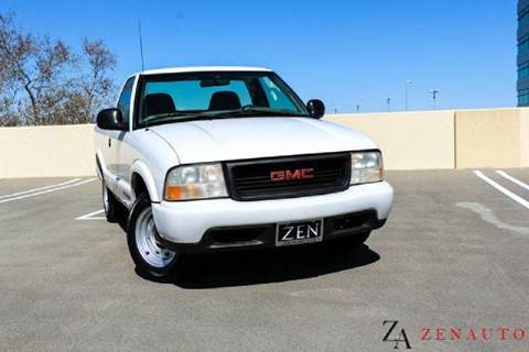 1998 GMC Sonoma for sale at Zen Auto Sales in Sacramento CA