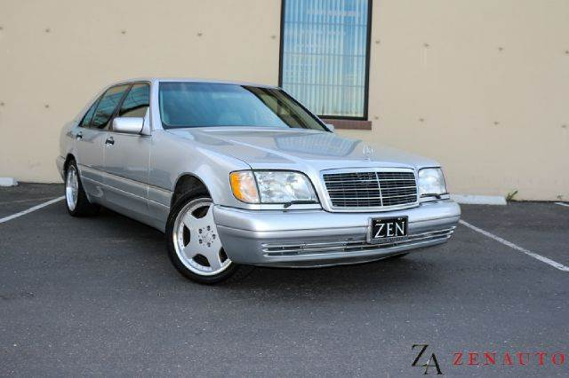 1999 Mercedes-Benz S-Class for sale at Zen Auto Sales in Sacramento CA