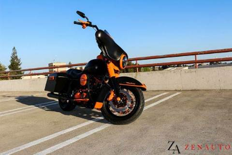2009 HARLEY DAVIDSON ELECTRIC GLIDE ULTRA CLASSIC BAGGER for sale at Zen Auto Sales in Sacramento CA