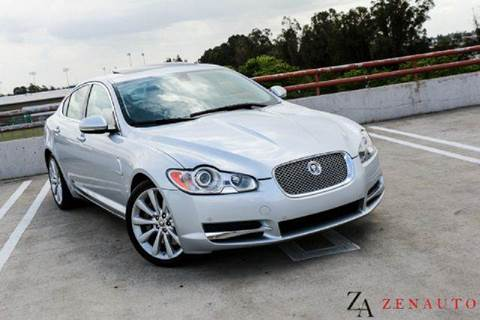2011 Jaguar XF for sale at Zen Auto Sales in Sacramento CA
