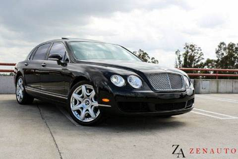 2007 Bentley Continental for sale at Zen Auto Sales in Sacramento CA