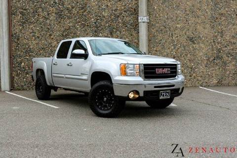 2011 GMC Sierra 1500 for sale at Zen Auto Sales in Sacramento CA