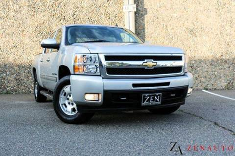 2010 Chevrolet Silverado 1500 for sale at Zen Auto Sales in Sacramento CA