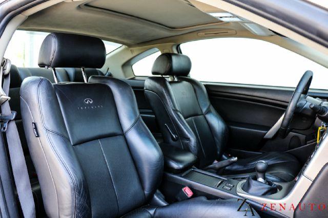 2003 Infiniti G35 Coupe Custom 6 Speed Gt R In Sacramento Ca Zen