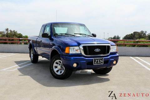 2005 Ford Ranger for sale at Zen Auto Sales in Sacramento CA