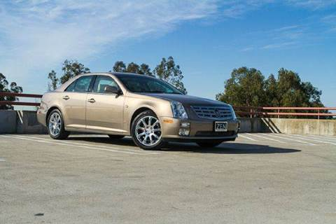 2006 Cadillac STS for sale at Zen Auto Sales in Sacramento CA
