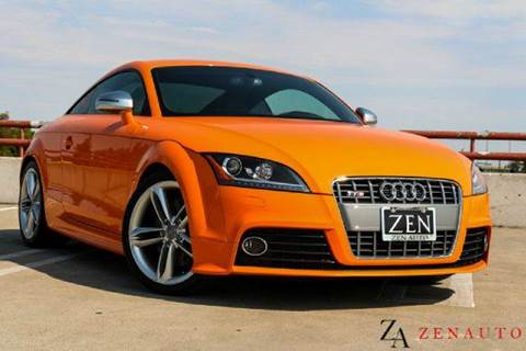 2009 Audi TTS for sale at Zen Auto Sales in Sacramento CA