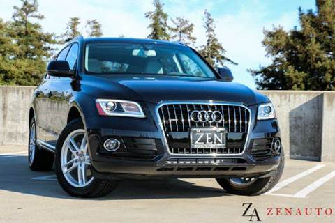 2013 Audi Q5 for sale at Zen Auto Sales in Sacramento CA