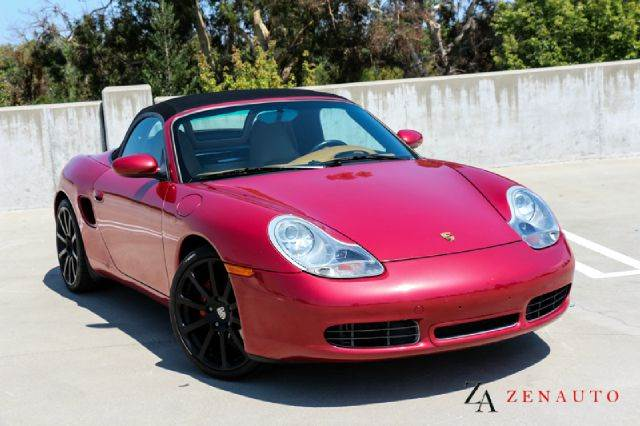 2001 porsche boxster s sport convertible roadster 6 speed. Black Bedroom Furniture Sets. Home Design Ideas