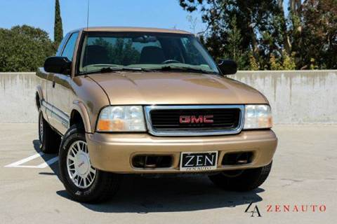 1999 GMC Sonoma for sale at Zen Auto Sales in Sacramento CA