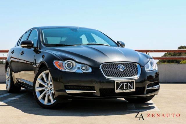 2011 Jaguar XF for sale at Zen Auto Sales in Sacramento CA