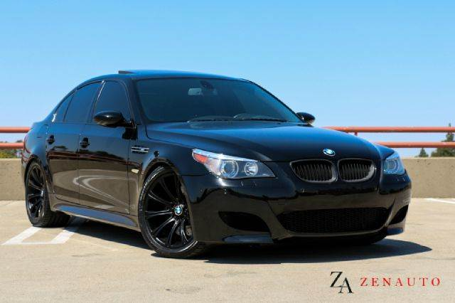 2006 bmw m5 custom blacked out m5 e60 520 hp loaded in sacramento ca zen auto sales. Black Bedroom Furniture Sets. Home Design Ideas