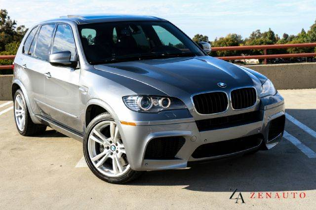 2010 Bmw X5 M X5M AWD 4dr SUV Twin Turbo X-Drive 555HP Navi DVD In ...