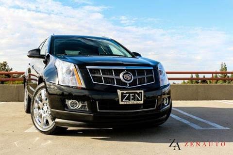 2011 Cadillac SRX for sale at Zen Auto Sales in Sacramento CA