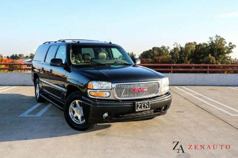 2003 GMC Yukon XL for sale at Zen Auto Sales in Sacramento CA