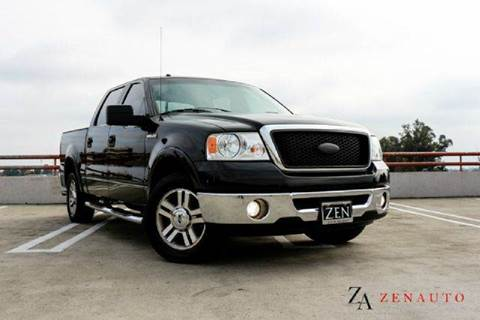 2007 Ford F-150 for sale at Zen Auto Sales in Sacramento CA