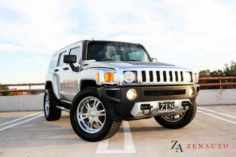 2008 HUMMER H3 for sale at Zen Auto Sales in Sacramento CA