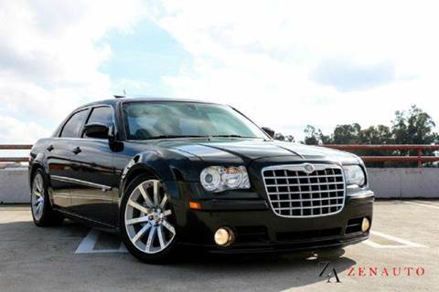 2008 Chrysler 300 for sale at Zen Auto Sales in Sacramento CA