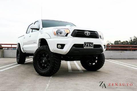 2013 Toyota Tacoma for sale at Zen Auto Sales in Sacramento CA
