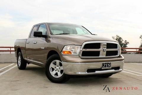 2010 Dodge Ram Pickup 1500 for sale at Zen Auto Sales in Sacramento CA
