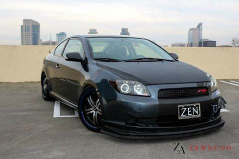 2008 Scion tC for sale at Zen Auto Sales in Sacramento CA