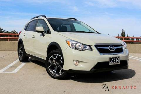 2013 Subaru XV Crosstrek for sale at Zen Auto Sales in Sacramento CA