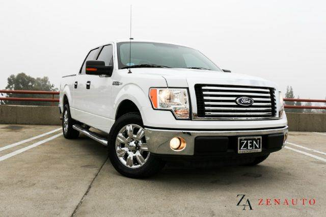 2010 Ford F 150 Lariat Xlt 4x2 4dr Supercrew Styleside 5 5 Ft Sb
