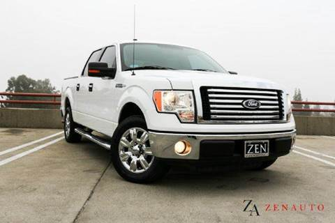 2010 Ford F-150 for sale at Zen Auto Sales in Sacramento CA