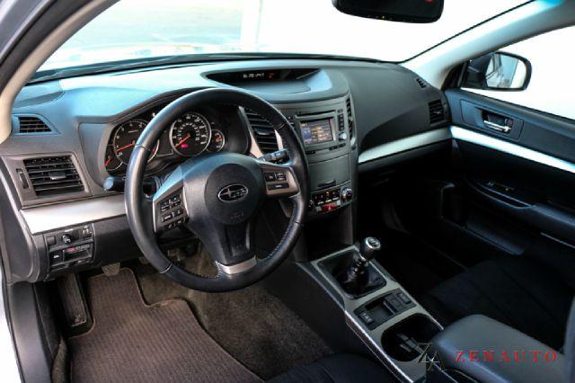 2014 subaru outback manual transmission