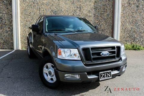 2004 Ford F-150 for sale at Zen Auto Sales in Sacramento CA