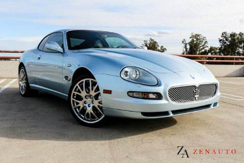 2006 Maserati Coupe for sale at Zen Auto Sales in Sacramento CA