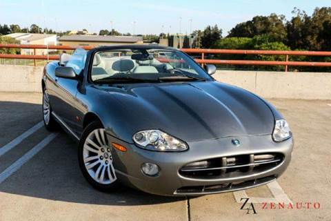 2005 Jaguar XK-Series for sale at Zen Auto Sales in Sacramento CA