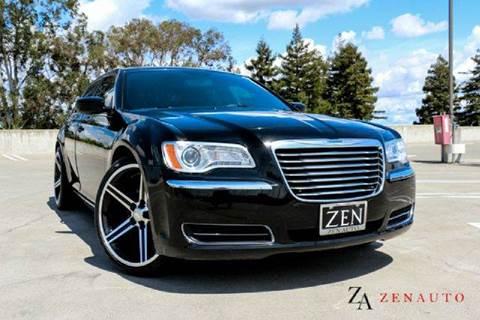 2014 Chrysler 300 for sale at Zen Auto Sales in Sacramento CA