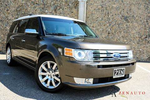 2011 Ford Flex for sale at Zen Auto Sales in Sacramento CA