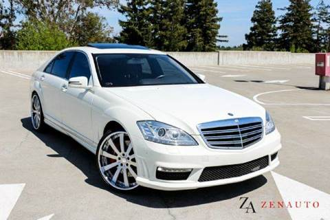 2009 Mercedes-Benz S-Class for sale at Zen Auto Sales in Sacramento CA