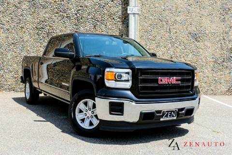 2014 GMC Sierra 1500 for sale at Zen Auto Sales in Sacramento CA