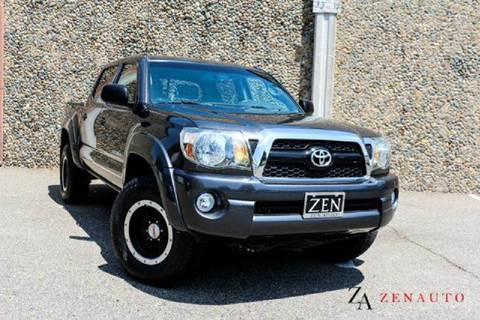 2011 Toyota Tacoma for sale at Zen Auto Sales in Sacramento CA