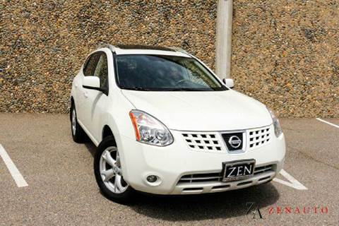 2008 Nissan Rogue for sale at Zen Auto Sales in Sacramento CA
