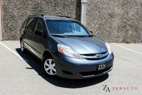 2009 Toyota Sienna for sale at Zen Auto Sales in Sacramento CA