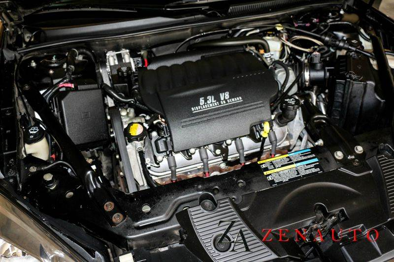 2006 Chevrolet Monte Carlo SS 2dr Coupe Black and Silver Custom ...