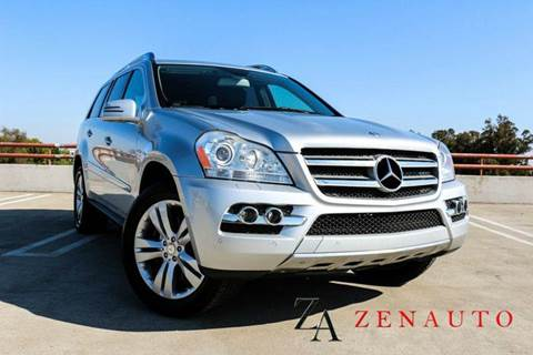 2011 Mercedes-Benz GL-Class for sale at Zen Auto Sales in Sacramento CA