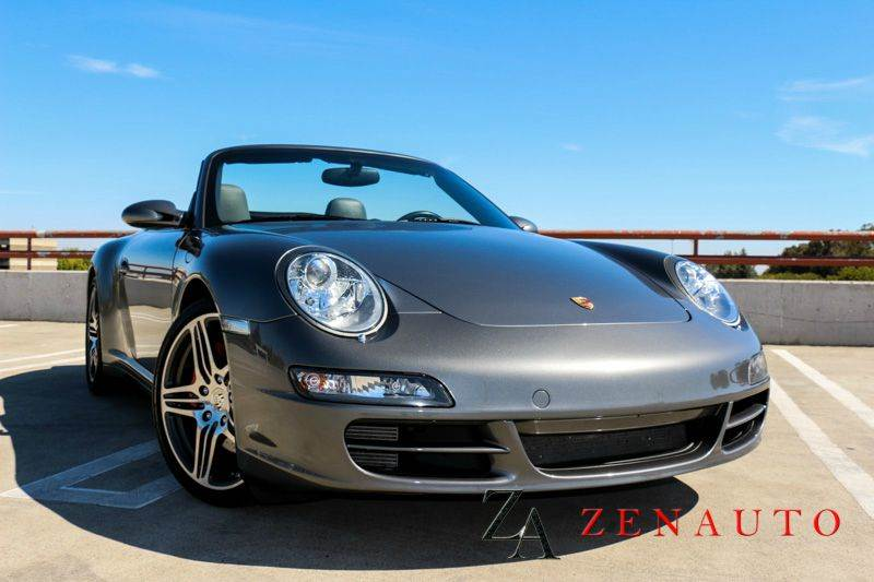 2008 porsche 911 carrera 4s awd 2dr convertible 997 wide. Black Bedroom Furniture Sets. Home Design Ideas