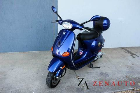 2003 Vespa ET4 150cc for sale at Zen Auto Sales in Sacramento CA